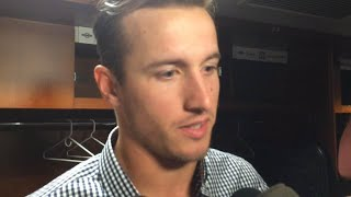 VIDEO: Lucas Sims on his first MLB win thumbnail