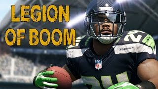 LEGION OF BOOM (Madden NFL 25 Xbox One Gameplay)