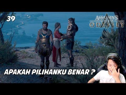 PILIHAN ANTARA BUNUH ATAU TIDAK | Assassin's Creed Odyssey #39 thumbnail