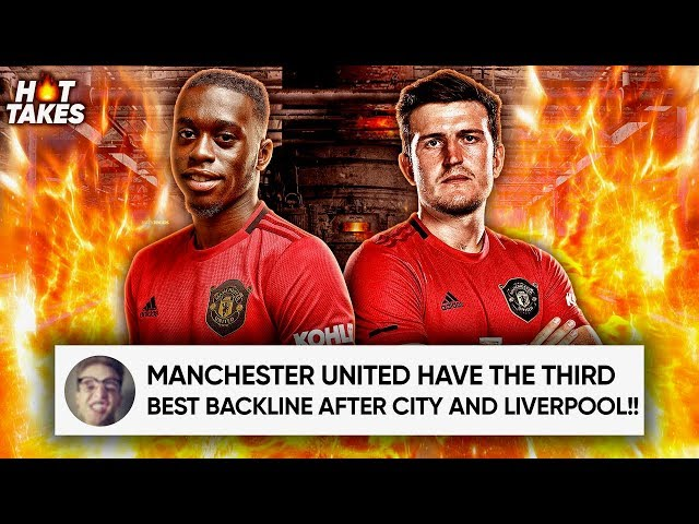 Manchester United Have The Best Defence In The Premier League Because...  | #HotTakes