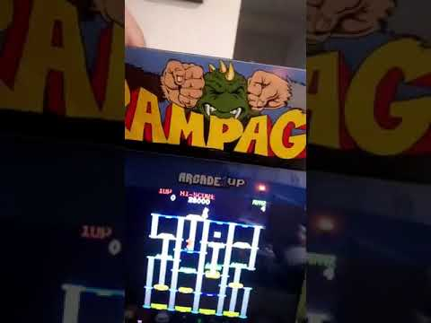 Upgrade Arcade 1up Marquee on a budget from Rudolf Horak