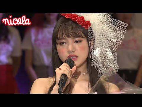 ニコラ東京開放日2018 卒㋲卒業式
