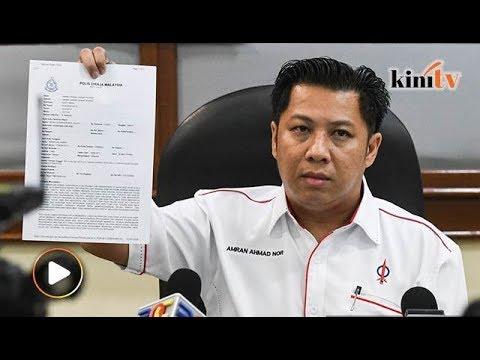 Ahli parti lapor polis propaganda 'anti-Najib' DAP