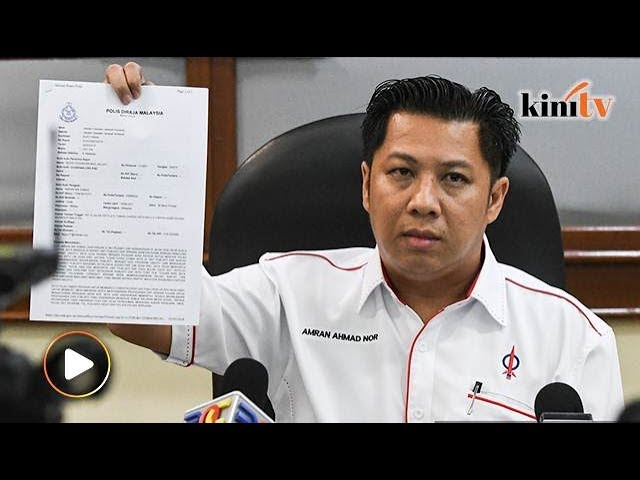 Ahli parti lapor polis propaganda anti-Najib DAP