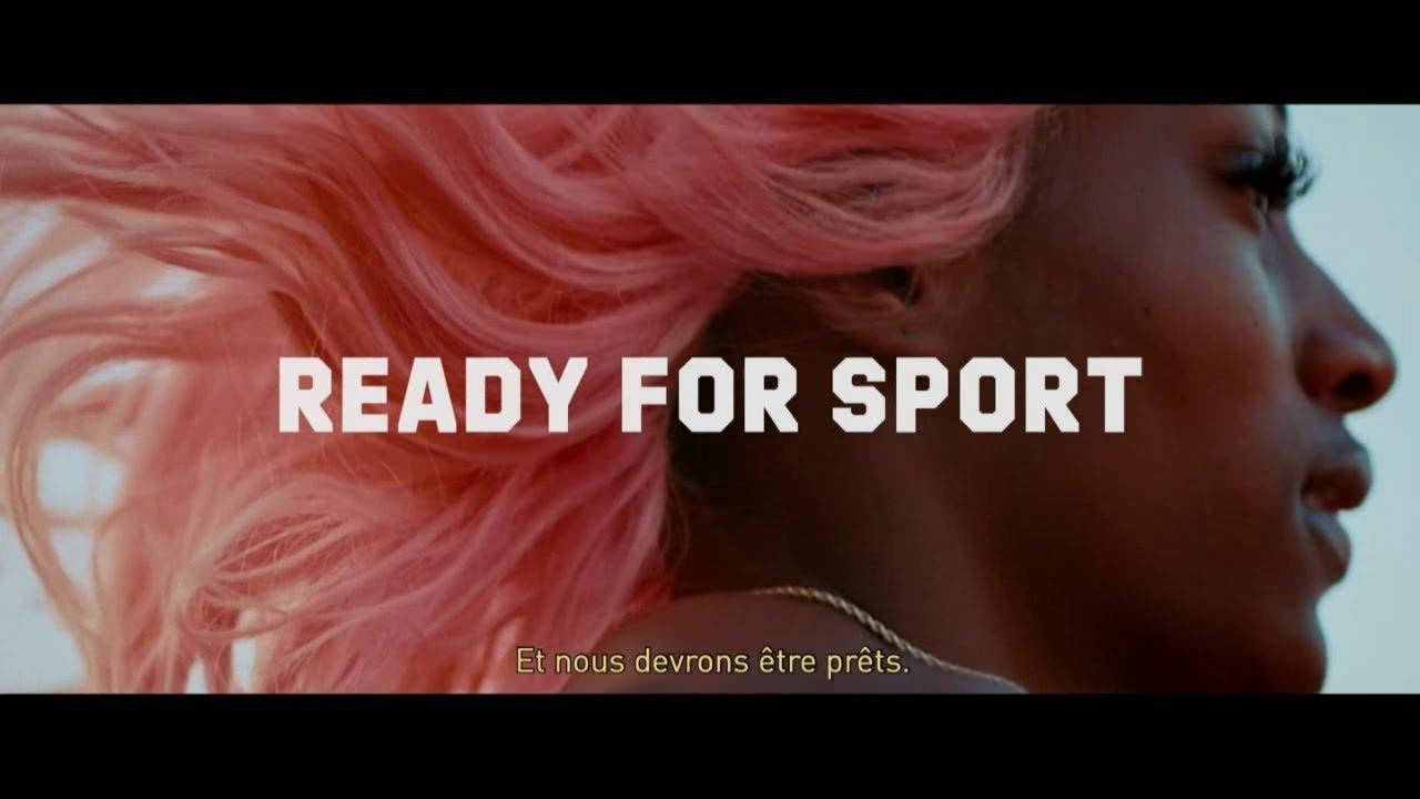"Musique de la pub Adidas ""ready for sport""  Mai 2021"