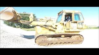 1980 Caterpillar 955L track loader for sale | no-reserve Internet auction September 29, 2016