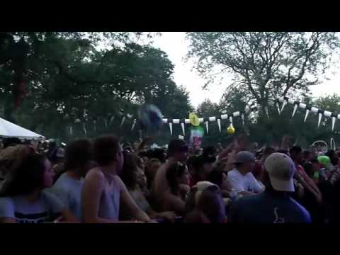 Interview with Jesse Miller of Lotus - NCMF 2011