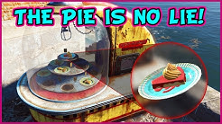 How to Get Perfectly Preserved Pie from Port-A-Diners in Fallout 4 🍰