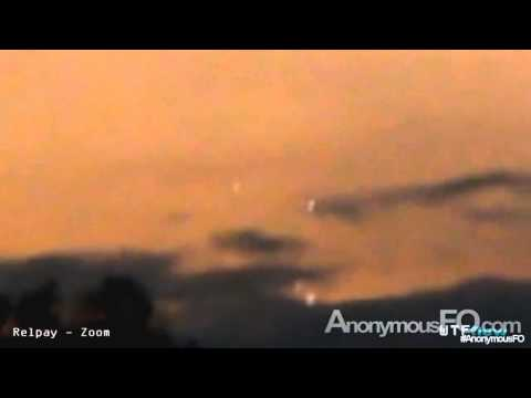 Best UFO Sightings Of October 2012, AFO