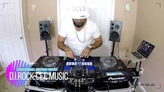 Smokin' Riddim Mix (djrockcee music)