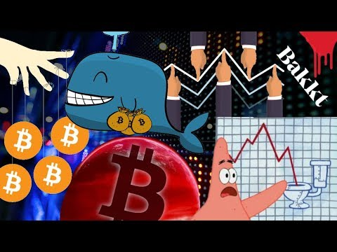 🛑 Bakkt Postponed!!! Is This Manipulation? Will ICOs Dump? Mysterious $BTC Wallet   $BSV Reorg ⚠️