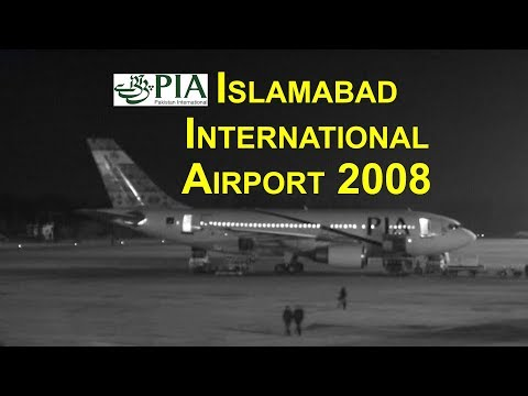 Islamabad International Airport