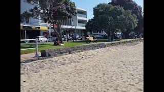 Жизнь в Новой Зеландии Отдых после предновогодних хлопот Гуляем у моря