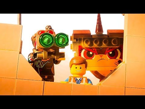 The Lego Movie 2 Official Trailer (2019) HD