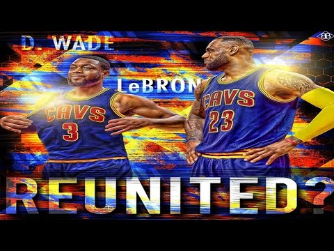 What If Dwyane Wade signs to the Cleveland Cavaliers?