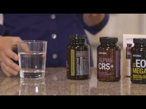 Antioxidant Benefits with Alpha CRS+