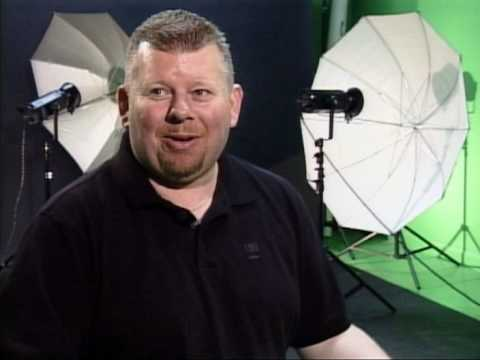 Stewart Smith Photography Tv Interview with Bill Green