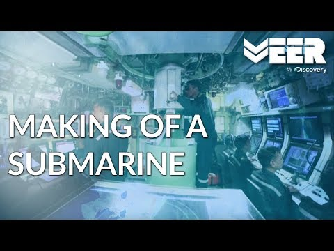 Indian Submariners E2P3- Making of a Submarine at Mazgaon Dockyard |Breaking Point|Veer by Discovery