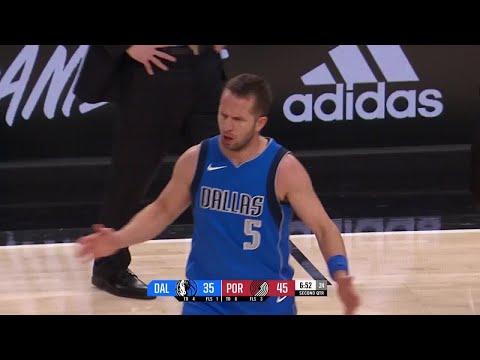 2nd Quarter, One Box Video: Portland Trail Blazers vs. Dallas Mavericks