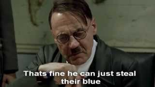 Hitler Gets Mad At Teemo