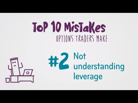 Option Trading Mistake #2: Misunderstanding Leverage