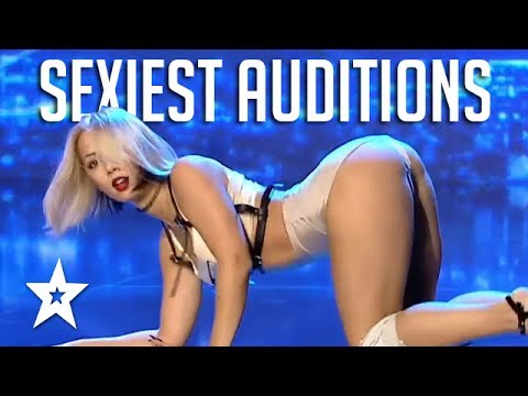 MOST SEXIEST Auditions On Got Talent Part 2 | Got Talent Global