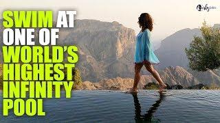 Oman's Highest Luxury Resort - Anantara Al Jabal Al Akhdar | Curly Tales