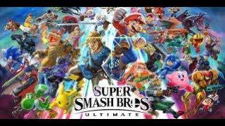 Super Smash Bros. Ultimate Replays #203-205