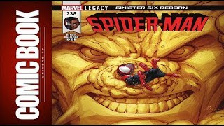 Spider-Man #238 | COMIC BOOK UNIVERSITY