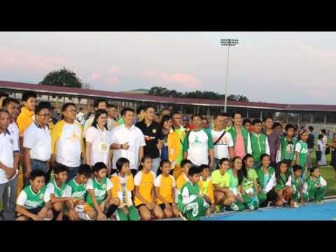 Inauguration of the Newly Transformed Quirino Stadium