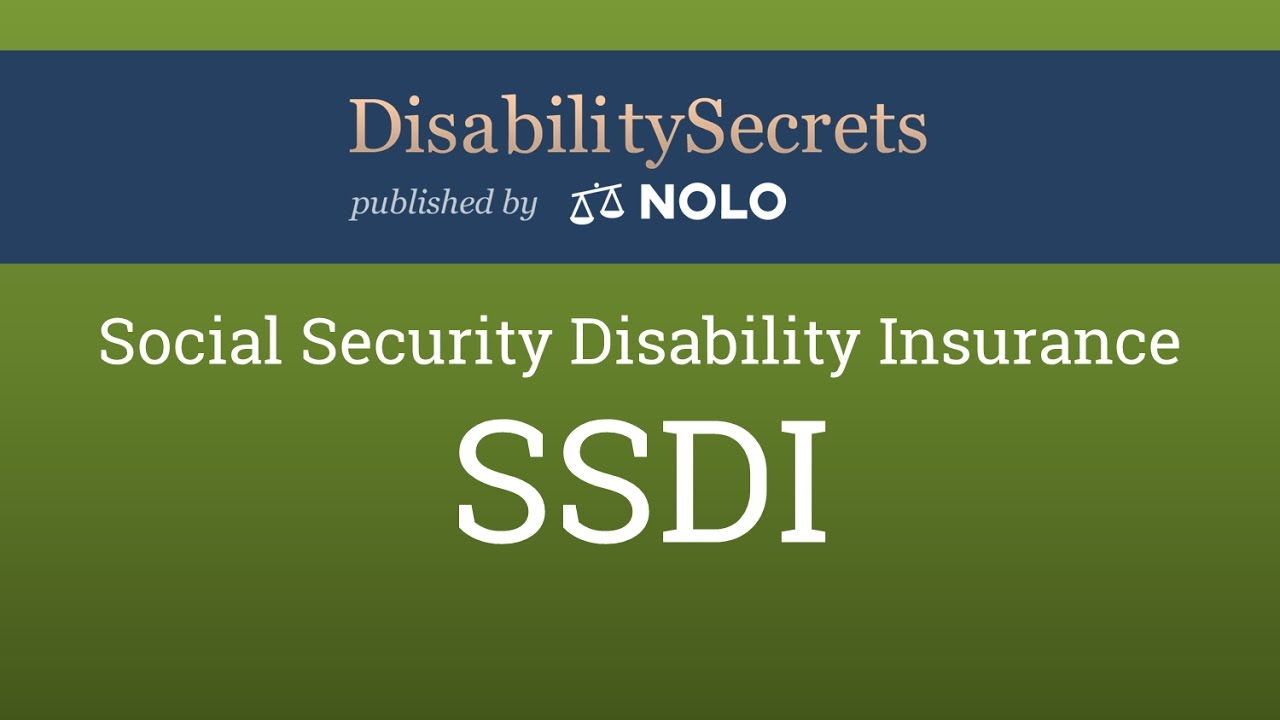 Social Security Disability Benefits | Nolo
