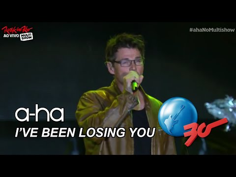 a-ha - I've Been Losing You [Rock In Rio 2015] HD