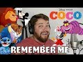 Disney and Pixar Sings Remember Me
