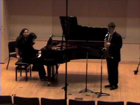 Concerto for Alto Saxophone:  Rondo alla marcia