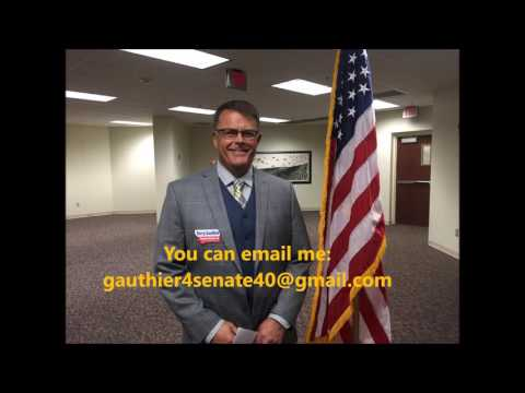Terry Gauthier for Montana Senate District 40: strengthen the economy