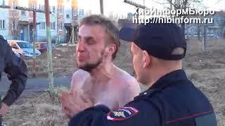 Пробуждение наркомана на улице Жемчужной