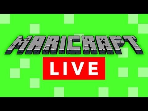 MINECRAFT TWILIGHT REALM LIVE (Maricraft)