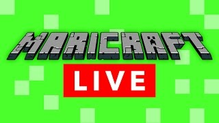 MINECRAFT TWILIGHT REALM LIVE (Maricraft)