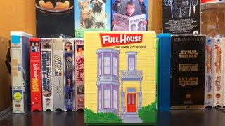 Full House The Complete Series DVD Unboxing