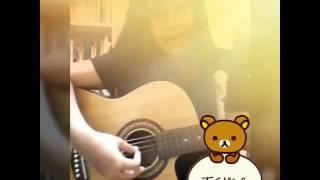 Jamrud-Pelangi Di Matamu (Cover)  By Marya Isma