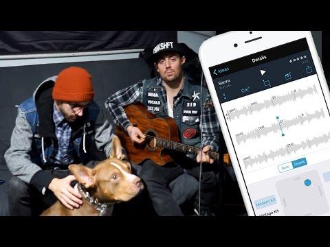 Apple Music Memos iPhone APP Tested with Rockstars