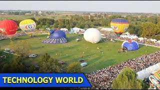 Air Balloon Festival In Europe | The Enigma Machine World War 2 | Technology World | Ep 25