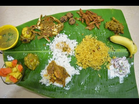 South Indian Non-Veg lunch preparation| First time Detailed Explanation