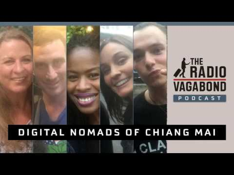 Podcast #030 - Digital Nomads of Chiang Mai