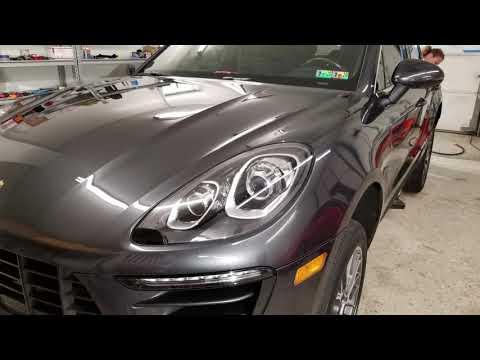 Porsche Macan S Ceramic Coating