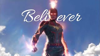Captain Marvel | Believer