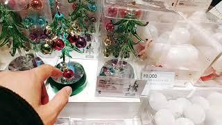 크리스마스 플라잉타이거의 장식용품 들입니다.