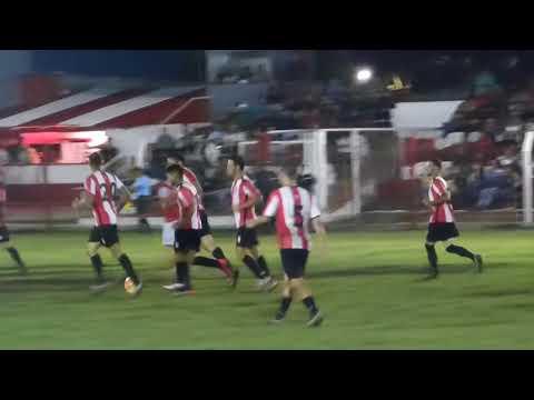 Maldonado Deportes - Gol de Atlético Fernandino, 3° a Las Flores - Emanuel Cabrera de tiro penal.
