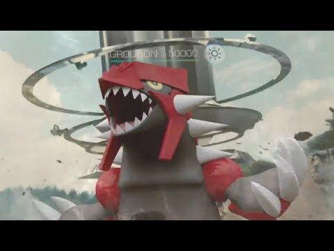 Pokemon Go - Gen 3 Pokemon, New Weather System Trailer
