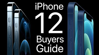 iPhone 12 Buyers Guİde - Which One Should YOU Buy?